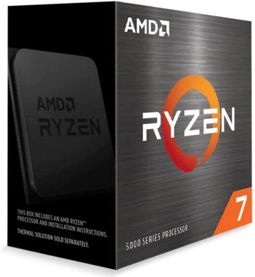 AMD Ryzen 7 5700G 8-Core, 16-Thread Desktop Processor with Radeon Graphics