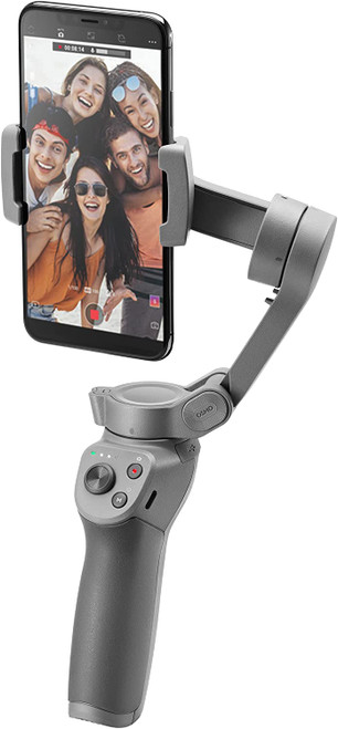 DJI Osmo Mobile 3 - 3-Axis Smartphone Gimbal Handheld Stabilizer Vlog Youtuber Live Video for iPhone Android
