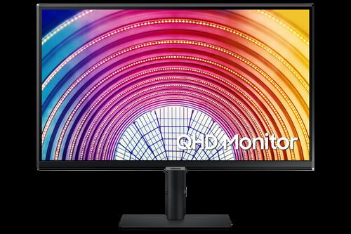 "Samsung LS27A600NWMXZN 27"" A6 Business Monitor 60hZ IPS 2K QHD 2560 x 1440 with USB-C"