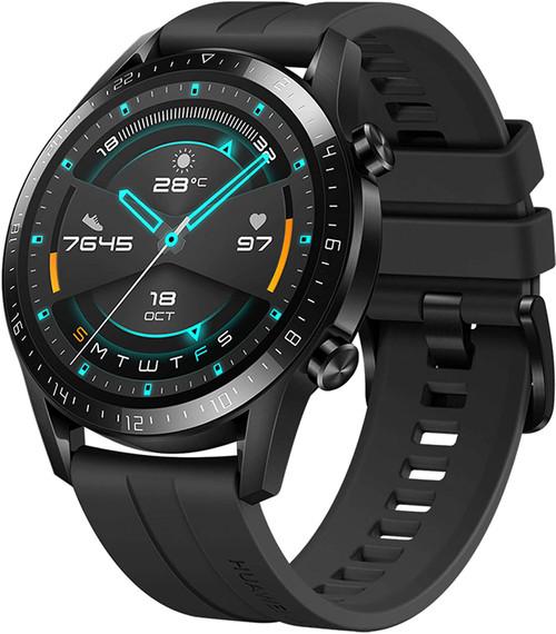 HUAWEI Watch GT 2 GT-LTN-B19 (46 mm) Smart Watch, 1.39 Inch AMOLED Display with 3D Glass Screen, 2 Weeks Battery Life, GPS, SpO2, 15 Sport Modes, 3D Glass Screen