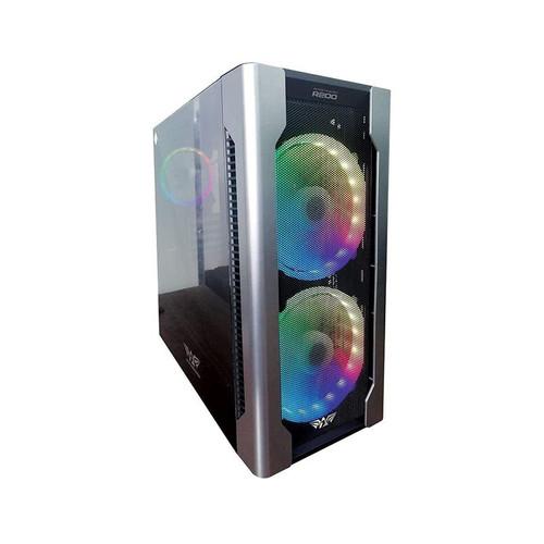 Armaggeddon AirStream R200 Full ATX Gaming Case With 3 RGB Fans
