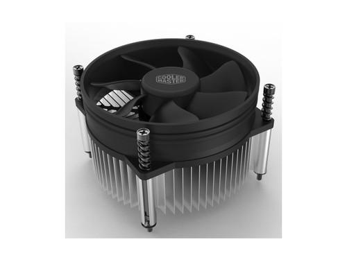 Cooler Master i50 CPU cooler-92mm Low-Noise Cooling Fan and Cooler-for Intel Socket LGA 1150/1151/1155/1156