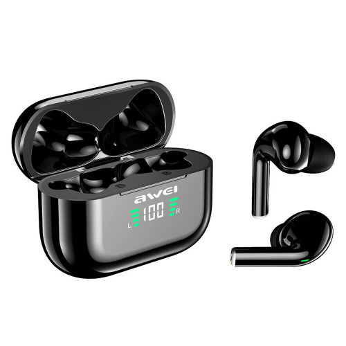 Awei T29P TWS Bluetooth Earphones With Microphones wireless earbuds