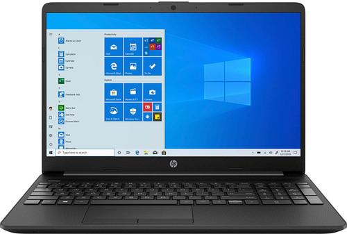 "HP15t-dw300 15.6"" HD (1366 x 768) Touch, Intel® Core™ i5-1135G7 , 8GB Ram, 256 GB PCIe® NVME M.2 SSD, SD media card reader, 720p HD camera, Windows 10 Home, Jet Black, 2 Years Warranty"