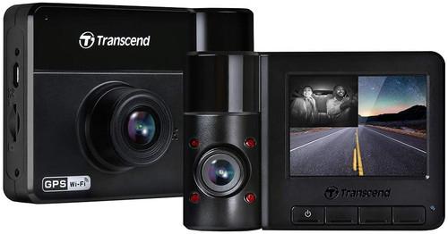 Transcend DrivePro 550B 64GB Full HD Dual Lens Dash Cam