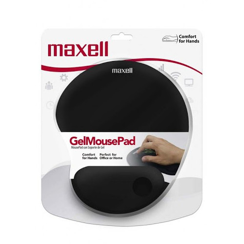 Maxell Mouse Pad with Gel-filled Support Pad