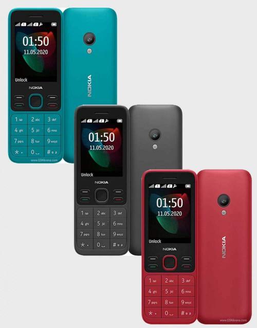 NOKIA 150 (2020) TA-1235 Dual Sim | Wireless FM Radio