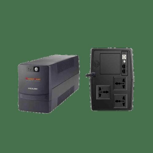 PROLINK PRO1201SFC-4U  1KVA LINE INTERACTIVE UPS WITH AVR / SUP