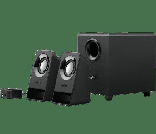 Logitech Z213 Compact 2.1 speakers [7W] - 1 Year Warranty