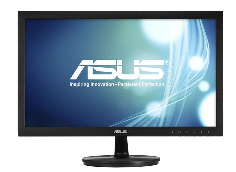 ASUS VS228DE 21.5 inch Widescreen 1080p Full HD LED Monitor and 3 m DVI Cable Bundle