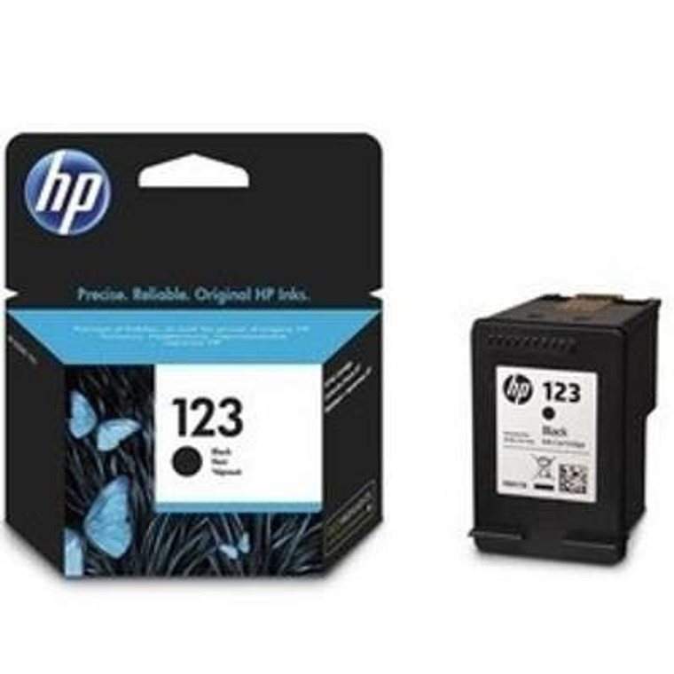 HP 123 Original Deskjet Ink Cartridge