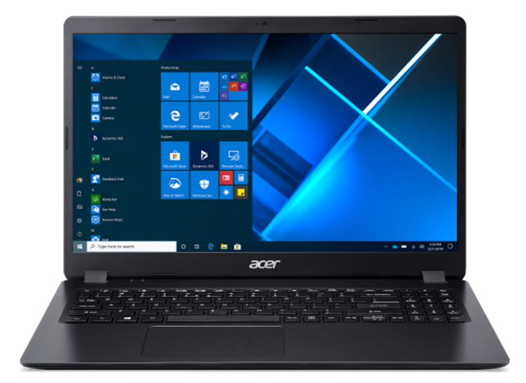 "Acer Extensa 15.6"" HD Comfyview LCD,  Intel Core i5 1035G1, 8GB DDR4, 1TB HDD, Wifi, Bluetooth, Windows 10 Home, 3 Years Warranty, Shale Black EX215-52-525N, Free Wired Mouse"