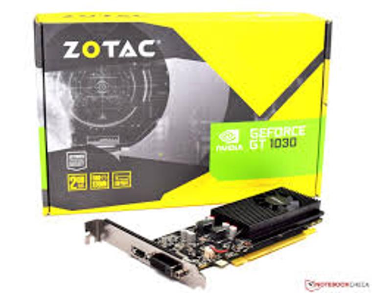 ZT-P10300A-10LZOTAC GeForce GT 1030  2GB GDDR5 with GeForce Experience