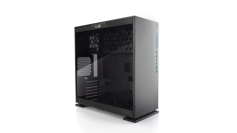 In Win 303 ATX Mid Tower Computer Case with Tempered Glass