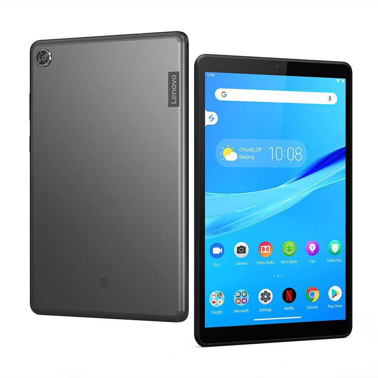 "Lenovo TB-8505F Smart Tab M8 HD 8"" Android Tablet, WiFi, Bluetooth, Iron Grey"