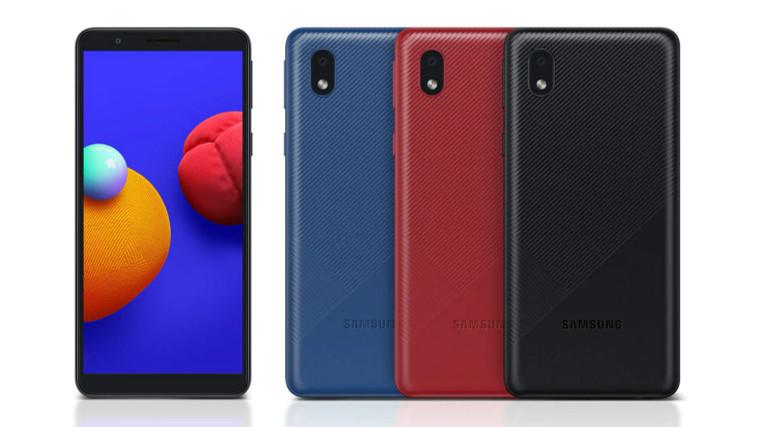 "Galaxy A3 Core, Dual Sim, 5.3"" HD+ display, 8 MP rear, 5 MP front, 1GB Ram, 16GB Storage, 3,000 mAh Battery, 2 Years Warranty"