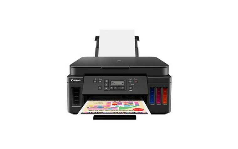 Canon PIXMA G6040 A4 3-in-1 Ink Tank Wi-Fi Printer