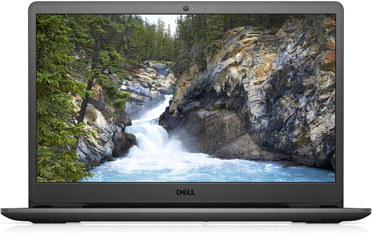 Dell Inspiron 3501, 15.6-inch FHD (1920 x 1080) Anti-glare, i3-1005G1, 4GB DDR4 2666 MHz, 256GB SSD, Accent Black, Intel UHD w/ shared graphics memory, Win 10 Home (64Bit) English, **Upgrade to 8GB Ram for Rs 1000 Only** 4 Years Warranty + Free Mouse