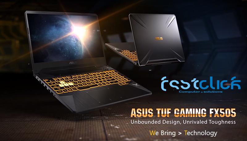 Asus tuf gaming Fastclick FX505