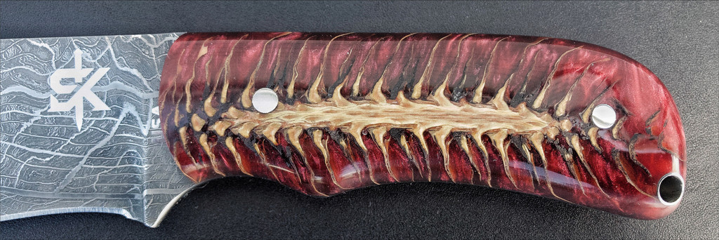 Muskox, Presentation Side Handle