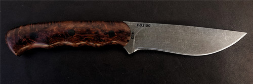 "Kodiak ""Custom Edition"" with Redwood Handle"