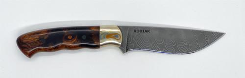 Western Kodiak Back