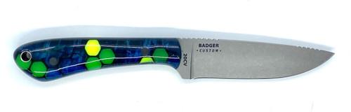Back Virus Badger