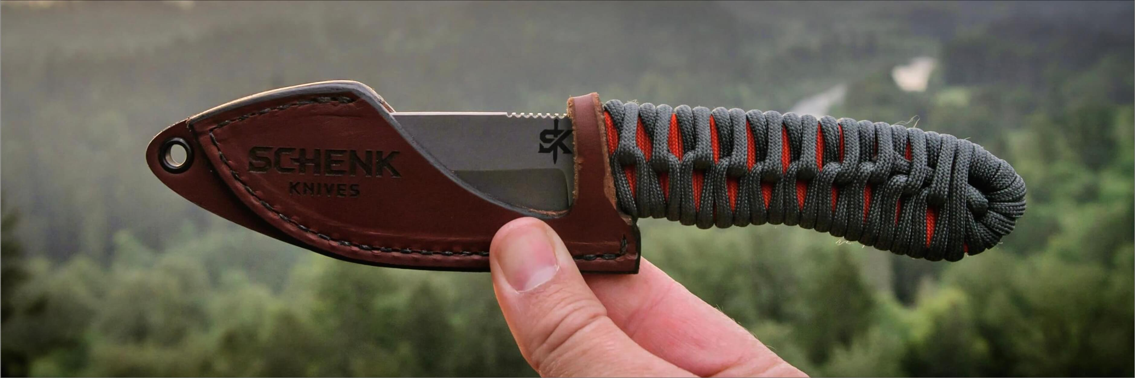 CUSTOM QUALITY FROM A FACTORY KNIFE