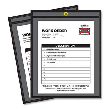 C-Line Stitched Shop Ticket Holders