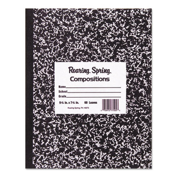 Roaring Spring Marble Cover Composition Book - ROA77332