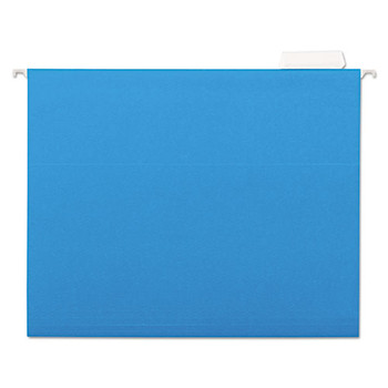 Universal Deluxe Bright Color Hanging File Folders - UNV14116