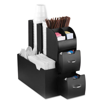 Mind Reader Coffee Condiment and Accessory Caddy