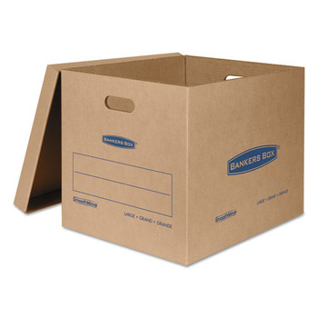 Bankers Box SmoothMove Classic Moving & Storage Boxes