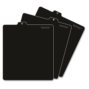 Vaultz A-Z CD File Guides