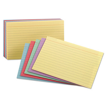 Oxford Index Cards - OXF35810
