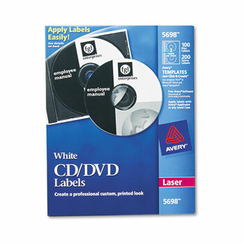 Avery CD Labels - AVE5698