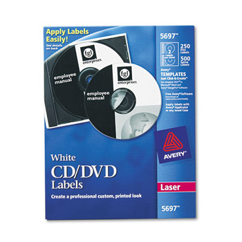 Avery CD Labels - AVE5697