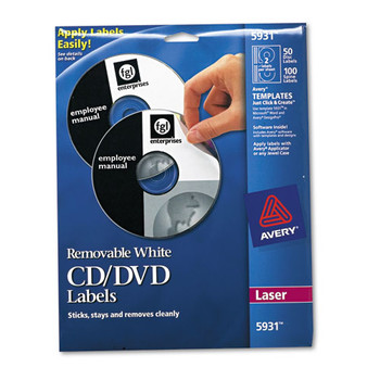 Avery CD Labels - AVE5931