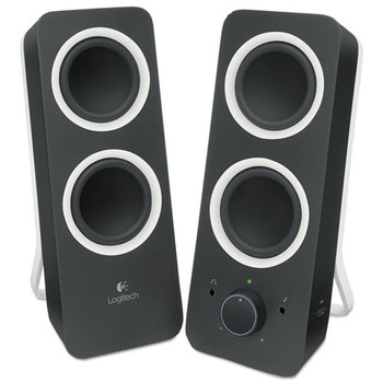 Logitech Z200 Multimedia 2.0 Stereo Speakers
