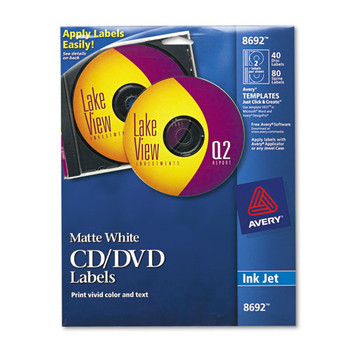 Avery CD Labels - AVE8692