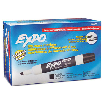 EXPO Low-Odor Dry-Erase Marker - SAN80001