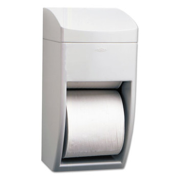 Bobrick Matrix Series Two-Roll Tissue Dispenser