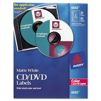 Avery CD Labels - AVE6692