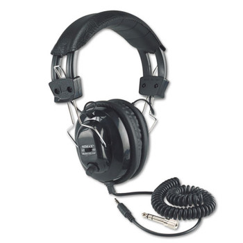 AmpliVox Deluxe Stereo Headphones with Mono Volume Control