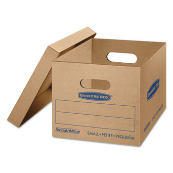 Bankers Box SmoothMove Classic Moving & Storage Boxes - FEL7714203