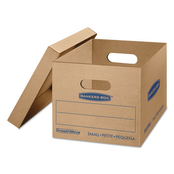 Bankers Box SmoothMove Classic Moving & Storage Boxes - FEL7714209