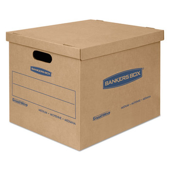 Bankers Box SmoothMove Classic Moving & Storage Boxes - FEL7714210
