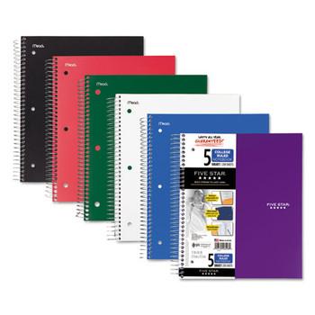 Five Star Wirebound Notebook - MEA06208