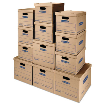 Bankers Box SmoothMove Classic Moving & Storage Boxes - FEL7716401