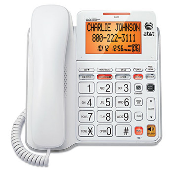 AT CL4940 Corded Speakerphone with Digital Answering System
